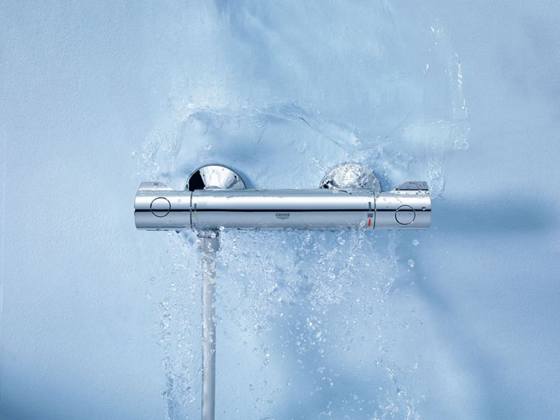 Hersteller: GROHE, Serie: GROHTHERM